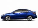 Фото авто Mazda 3 BL [рестайлинг], ракурс: 90 цвет: синий