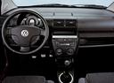 Фото авто Volkswagen Fox 2 поколение, ракурс: торпедо