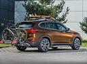 Фото авто BMW X1 F48, ракурс: 225 цвет: бронзовый
