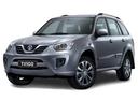 Фото авто Vortex Tingo 1 поколение [рестайлинг], ракурс: 45 цвет: серебряный
