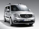 Фото авто Mercedes-Benz Citan W415, ракурс: 315 цвет: серебряный