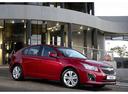 Фото авто Chevrolet Cruze J300 [рестайлинг], ракурс: 315 цвет: красный