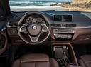 Фото авто BMW X1 F48, ракурс: торпедо
