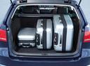 Фото авто Volkswagen Passat B7, ракурс: багажник