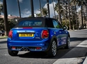 Фото авто Mini Cabrio F57 [рестайлинг], ракурс: 225 цвет: синий