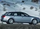Фото авто Audi A6 4F/C6, ракурс: 270 цвет: серебряный
