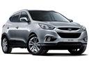 Фото авто Hyundai ix35 1 поколение, ракурс: 315 - рендер цвет: серебряный