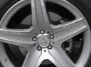 Фото авто Mercedes-Benz GL-Класс X164 [рестайлинг], ракурс: колесо