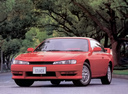Фото авто Nissan Silvia S14a [рестайлинг], ракурс: 45