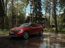 Фото авто Renault Arkana 1 поколение, ракурс: 45 цвет: красный