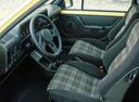 Фото авто Opel Corsa A, ракурс: сиденье