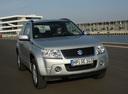 Фото авто Suzuki Grand Vitara 2 поколение [рестайлинг],  цвет: серебряный