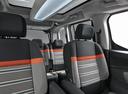 Фото авто Citroen Berlingo 3 поколение, ракурс: задние сиденья