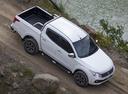 Фото авто Fiat Fullback 1 поколение, ракурс: сверху цвет: белый