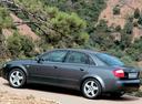 Фото авто Audi A4 B6, ракурс: 135 цвет: серый
