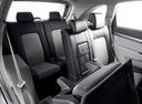 Фото авто Chevrolet Captiva 1 поколение [рестайлинг], ракурс: задние сиденья