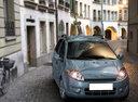 Фото авто Chery Kimo 1 поколение, ракурс: 315 цвет: серый
