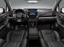 Фото авто Subaru XV 2 поколение, ракурс: торпедо