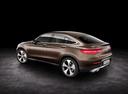 Фото авто Mercedes-Benz GLC-Класс X253/C253, ракурс: 135 - рендер цвет: коричневый