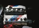 Фото авто BMW M3 E30, ракурс: двигатель
