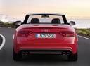 Фото авто Audi S5 8T [рестайлинг], ракурс: 180 цвет: красный