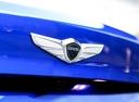 Фото авто Genesis G70 1 поколение, ракурс: шильдик цвет: синий