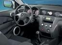 Фото авто Mitsubishi Outlander 1 поколение, ракурс: торпедо