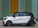 Фото авто Smart Forfour 2 поколение, ракурс: 90 цвет: белый