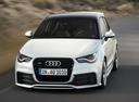 Фото авто Audi A1 8X,
