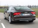 Фото авто Audi S7 4G, ракурс: 135 цвет: черный