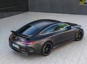 Фото авто Mercedes-Benz AMG GT C190 [рестайлинг], ракурс: 225 цвет: черный