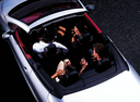 Фото авто Peugeot 307 1 поколение, ракурс: сверху