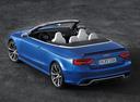Фото авто Audi RS 5 8T [рестайлинг], ракурс: 135 цвет: голубой