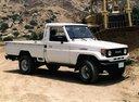 Фото авто Toyota Land Cruiser J70, ракурс: 315