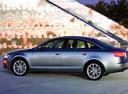 Фото авто Audi A6 4F/C6 [рестайлинг], ракурс: 90 цвет: серый