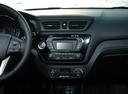 Фото авто Kia Rio 3 поколение, ракурс: центральная консоль