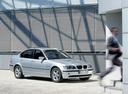 Фото авто BMW 3 серия E46 [рестайлинг], ракурс: 315 цвет: серебряный
