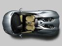 Фото авто Lamborghini Aventador 1 поколение, ракурс: сверху цвет: серый