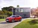 Фото авто Jaguar I-Pace 1 поколение, ракурс: 45 цвет: бордовый