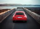 Фото авто Audi TT 8S [рестайлинг], ракурс: 180 цвет: красный