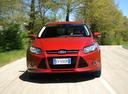 Фото авто Ford Focus 3 поколение,  цвет: красный