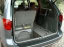 Фото авто Toyota Sienna 2 поколение, ракурс: багажник