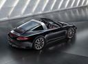 Фото авто Porsche 911 991 [рестайлинг], ракурс: 225 цвет: черный