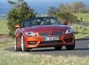 Фото авто BMW Z4 E89,  цвет: красный