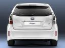 Фото авто Toyota Prius Plus 1 поколение, ракурс: 180
