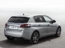 Фото авто Peugeot 308 T9, ракурс: 225 цвет: серый