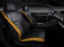 Фото авто Lexus RC 1 поколение [рестайлинг], ракурс: сиденье
