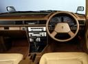 Фото авто Nissan Leopard F30, ракурс: рулевое колесо