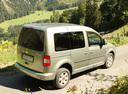 Фото авто Volkswagen Caddy 3 поколение, ракурс: 225