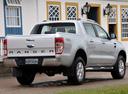Фото авто Ford Ranger 4 поколение, ракурс: 225 цвет: серебряный